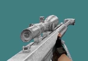 CF单机版大炮M82A1模型