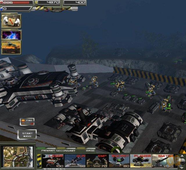 3d塔防游戏 《战略家:防守的艺术》公布最新截图