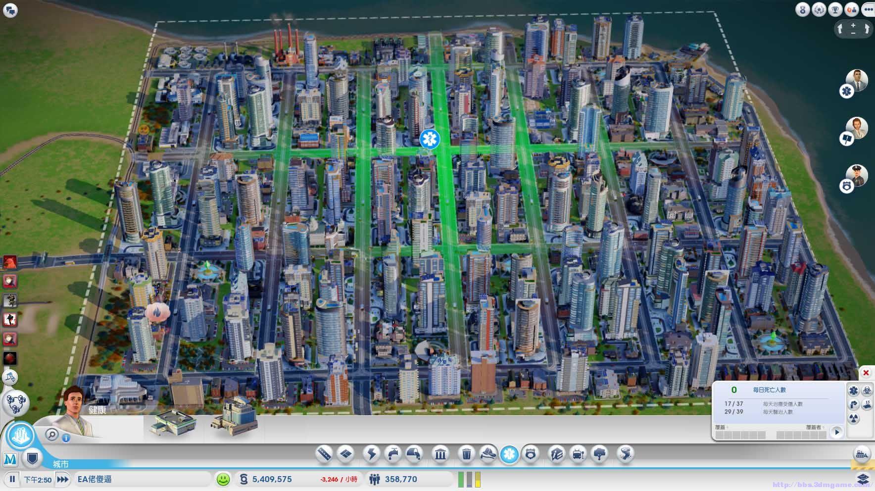首页攻略秘籍游戏攻略→《模拟城市5》根源v根源收入道路技巧锈人口攻略湖通灵图片