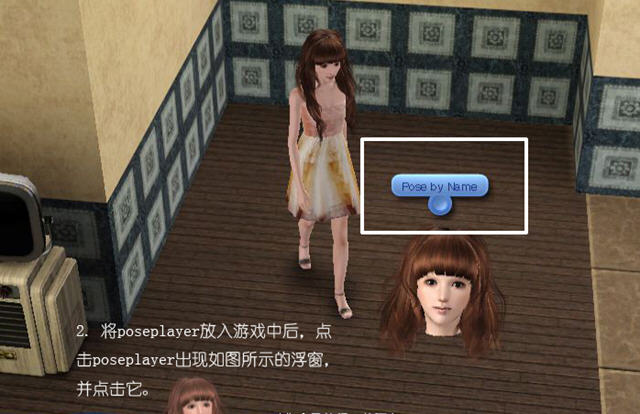 模拟人生3动作盒子Animation Player