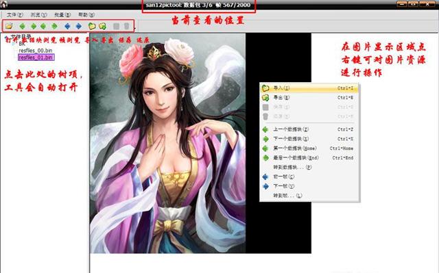 三国志12PK版图片修改工具v1.3