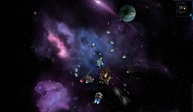 太空游侠高清版:战争分裂截图1