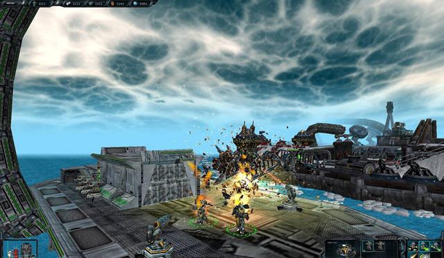 太空游侠高清版:战争分裂截图2