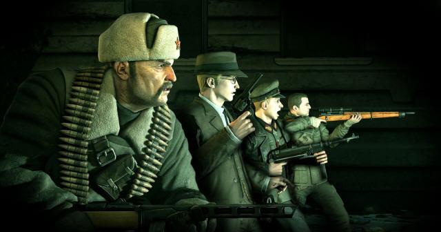 狙击精英:纳粹僵尸大军截图3