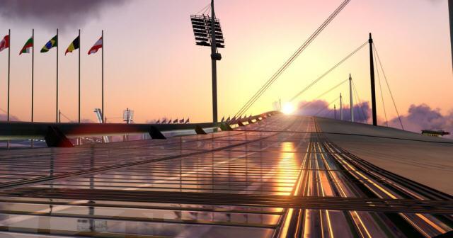 赛道狂飙2:体育场官方中文版截图3