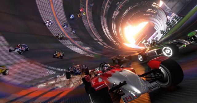赛道狂飙2:体育场官方中文版截图4