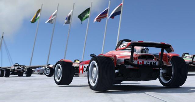 赛道狂飙2:体育场官方中文版截图2