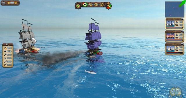 海商王3:金银岛截图0