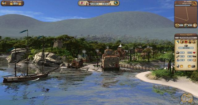 海商王3:金银岛截图2