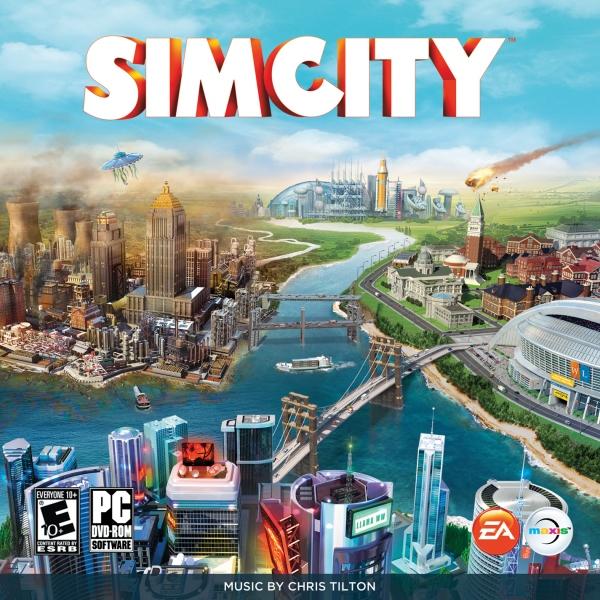 模拟城市5游戏原声音乐集