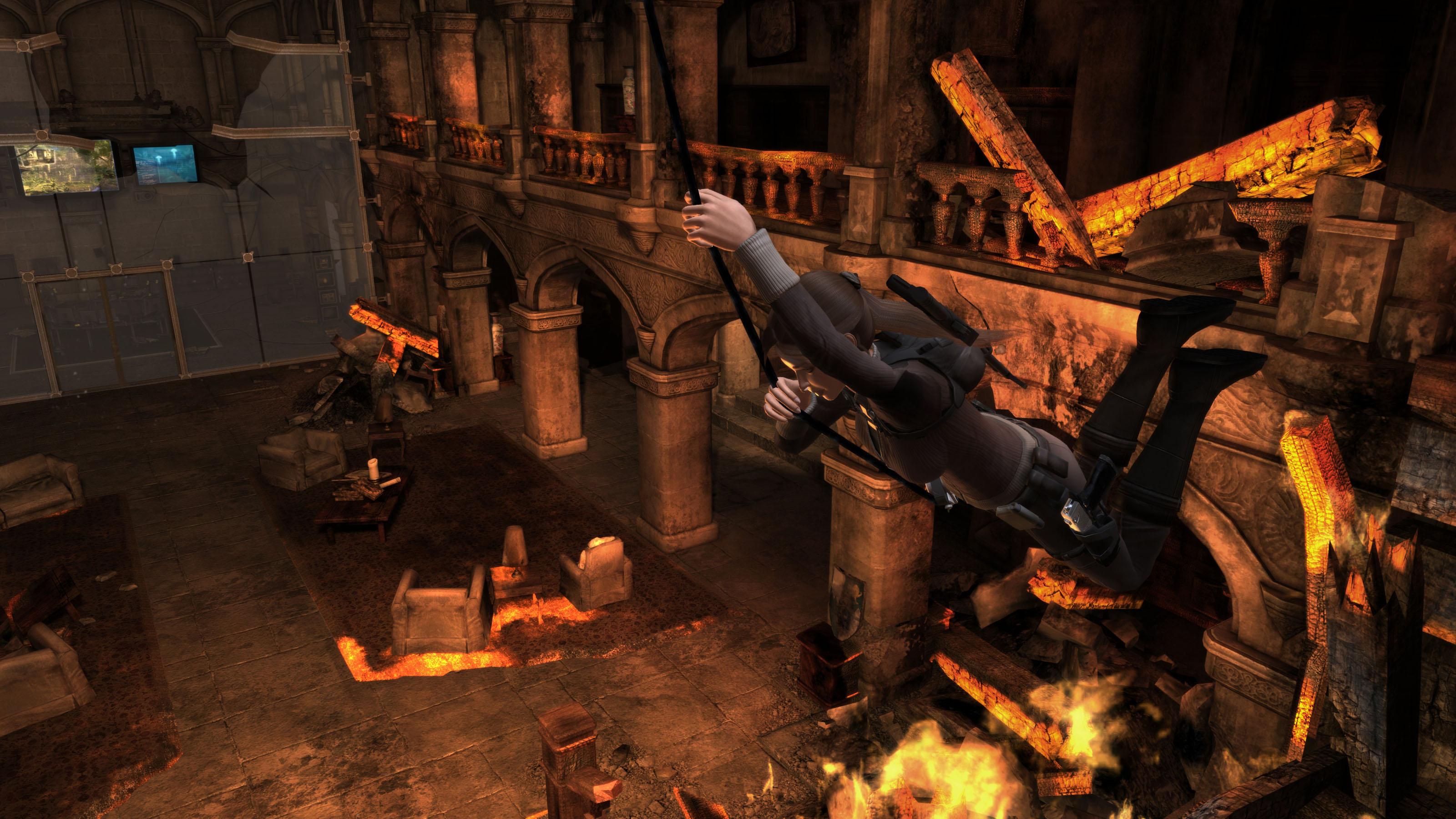《古墓丽影8》高清游戏截图图片