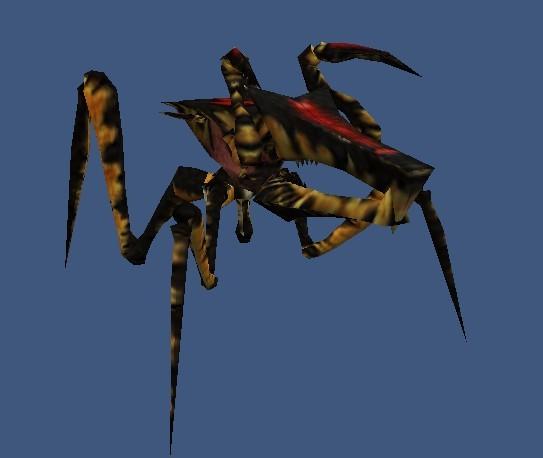 CF单机版星河舰队虫族模型