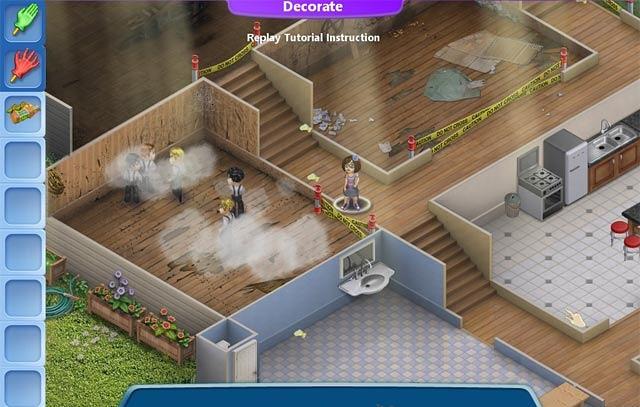 虚拟家庭2:我们的梦之屋截图0