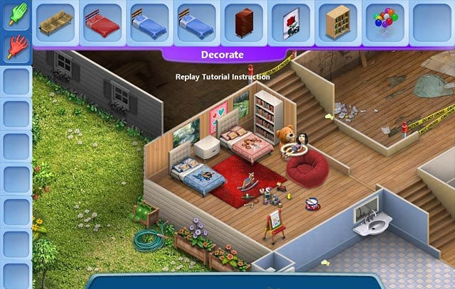 虚拟家庭2:我们的梦之屋截图2