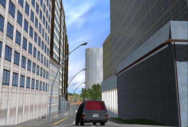 安全驾驶模拟:摩托截图3