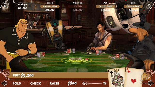 怪诞扑克夜2截图1