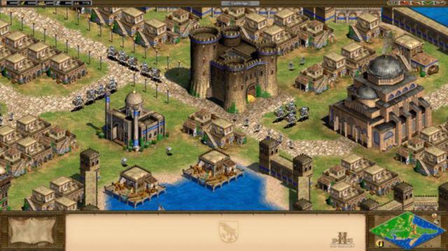 帝国时代2:高清版中文语音版截图0