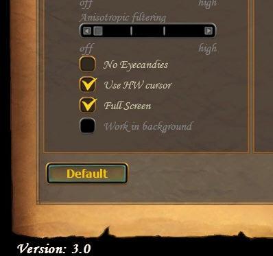 《英雄无敌5》游戏窗口化选项MOD