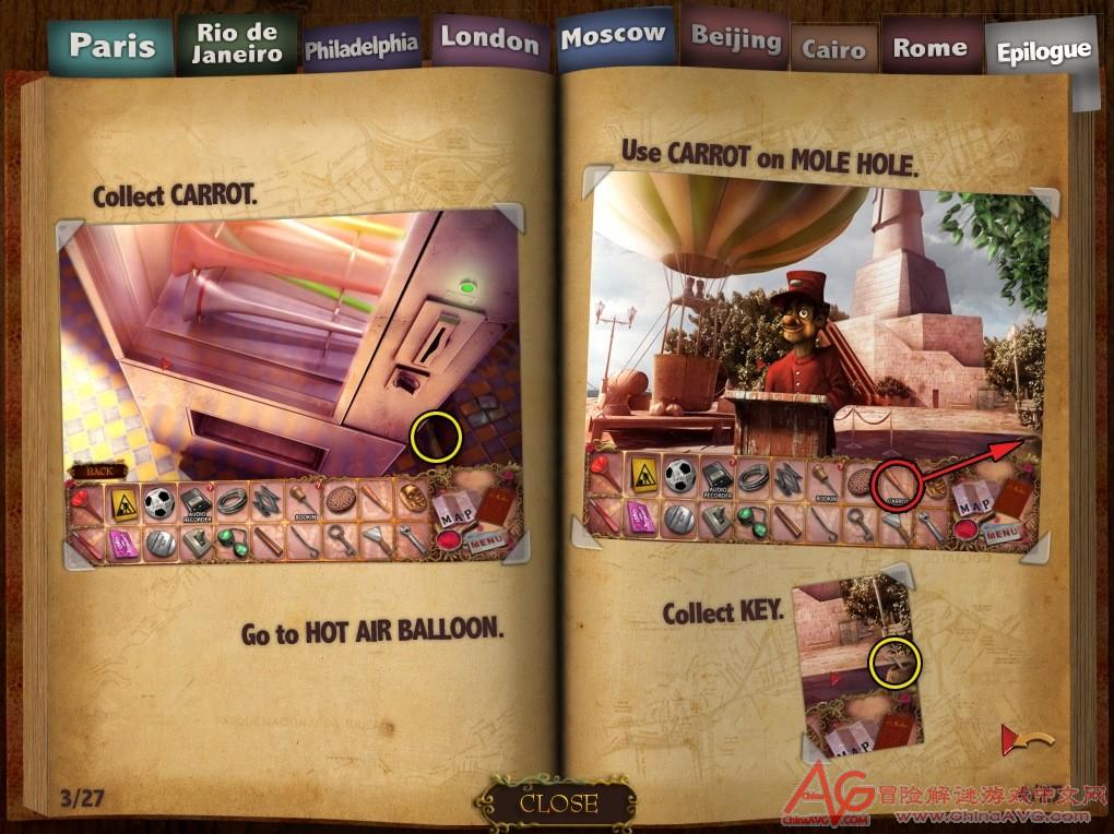 庄园阵法的攻略4幽灵手游新诛仙灵契攻略秘密图片