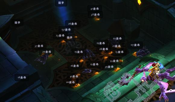 火炬之光2龙塔类地图密室总结