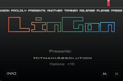 《杀手5:赦免》修改器+10截图0