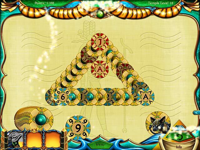 埃及纸牌截图1