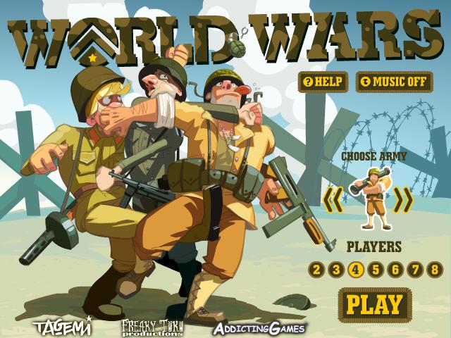 世界大战截图0