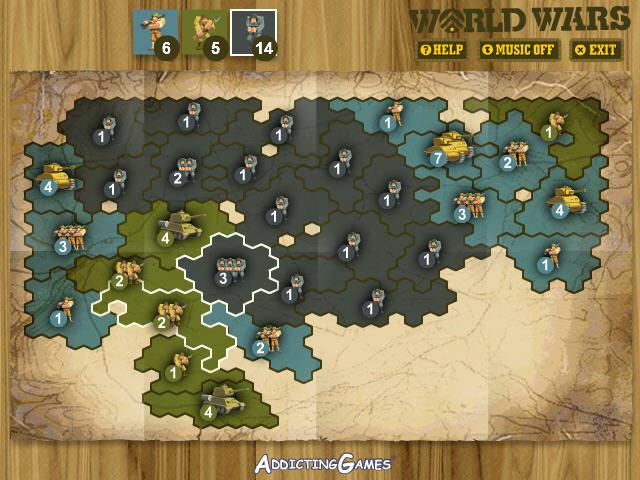 世界大战截图2