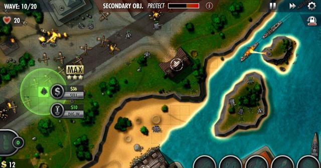 轰炸机防御:太平洋截图0
