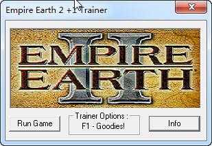 《地球帝国2》金钱修改器