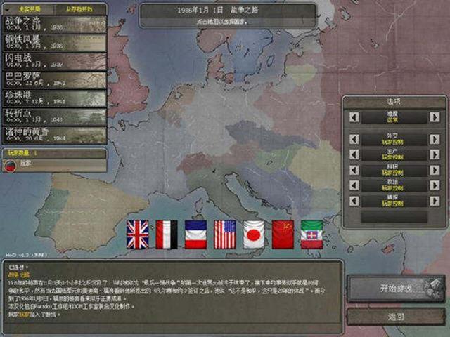 钢铁雄心3为了祖国截图1