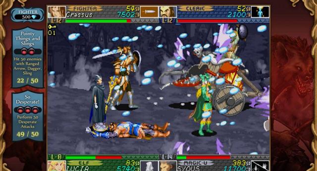 龙与地下城:秘影历代记HD截图1