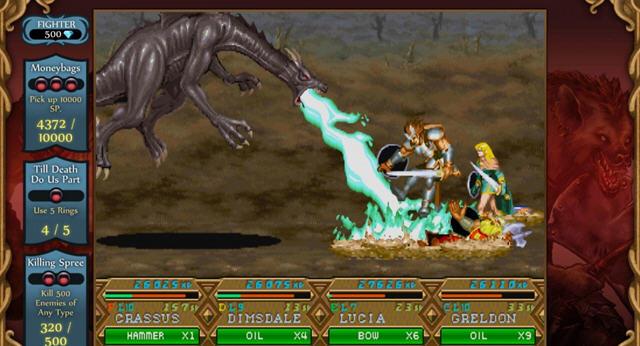 龙与地下城:秘影历代记HD截图3