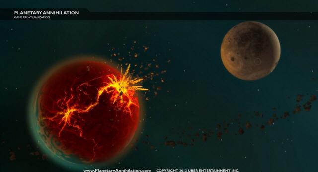行星的毁灭截图3