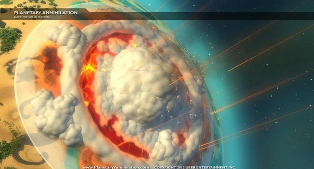行星的毁灭截图0