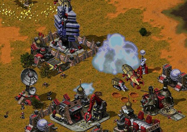 红色警戒2紫色革命中文硬盘版截图2