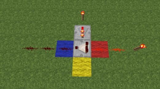 《我的世界》红石比较器模拟电路详解