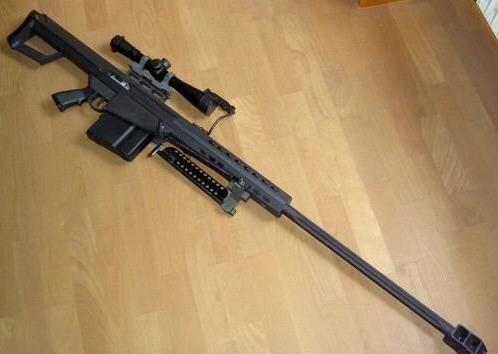 cf 神器/1.上刺刀的半自动散弹枪...