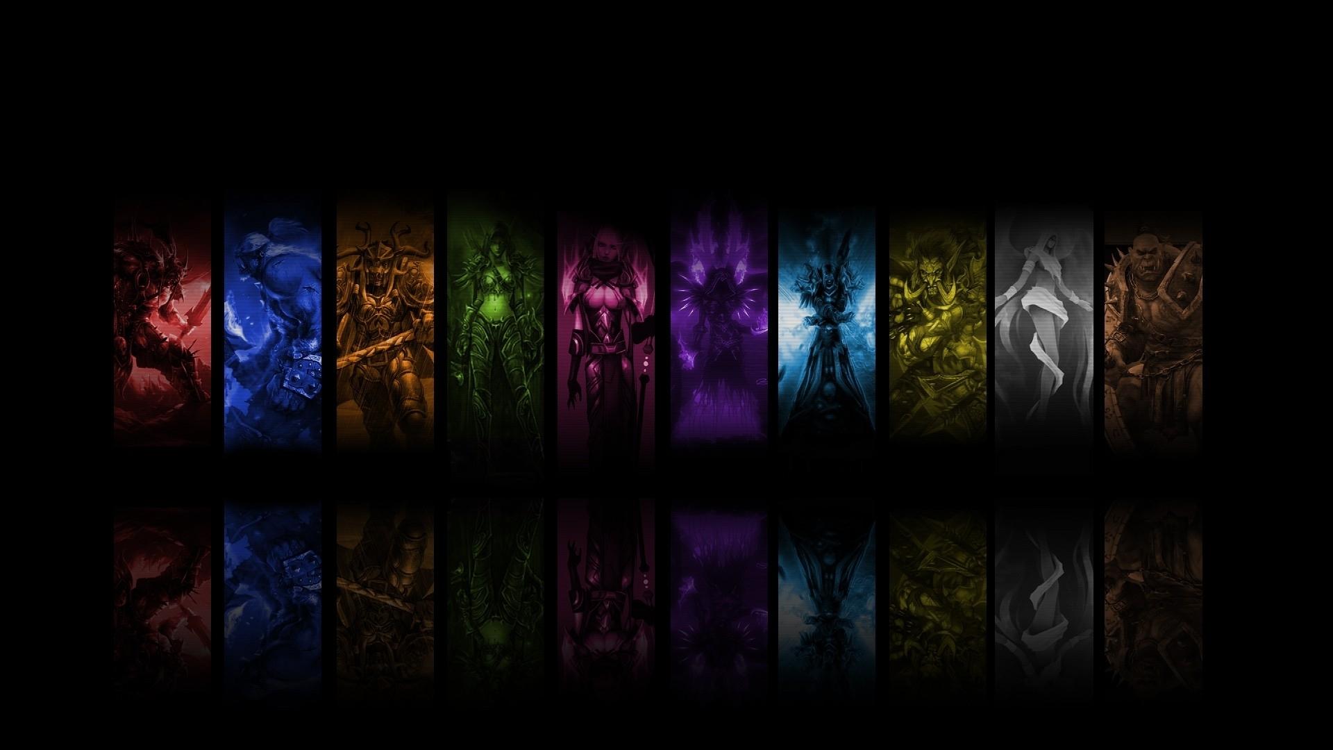 《魔兽世界》壁纸 第 2