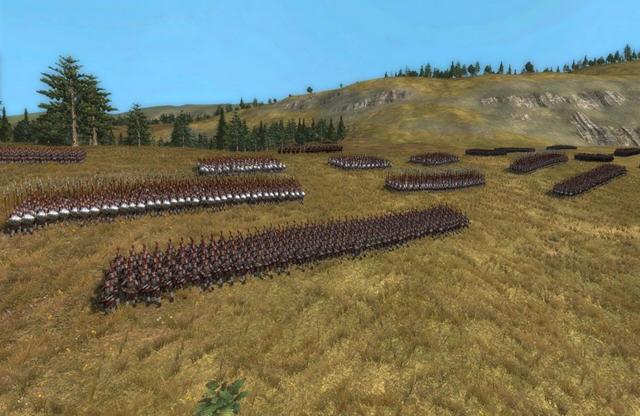 汉之殇:全面战争中文硬盘版截图0