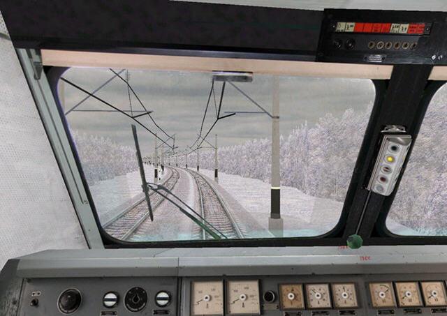 真实火车模拟截图0