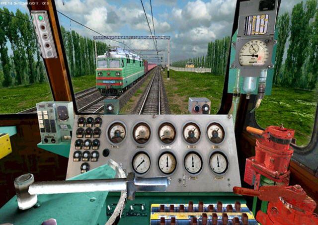 真实火车模拟截图2