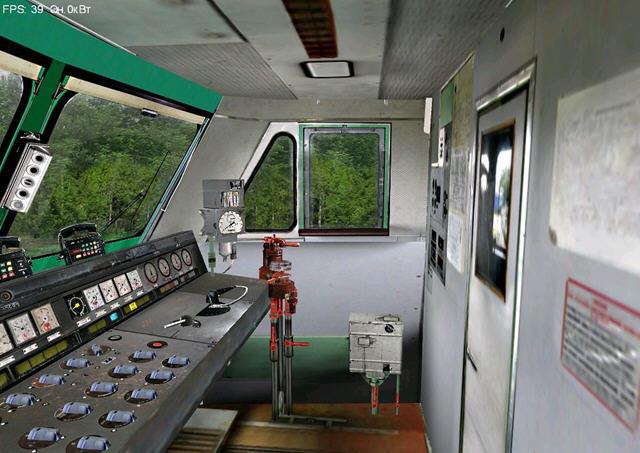 真实火车模拟截图3