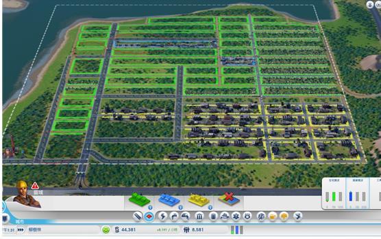 《模擬城市5》速賺千萬攻略