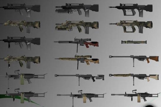 《武装突袭3》一应俱全法军武器包MOD