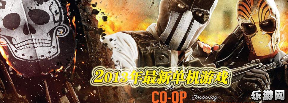 2013年最新单机游戏