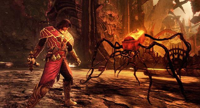 恶魔城:暗影之王截图3