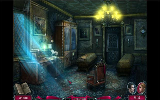黑暗罗曼史:恋爱中的吸血鬼截图1