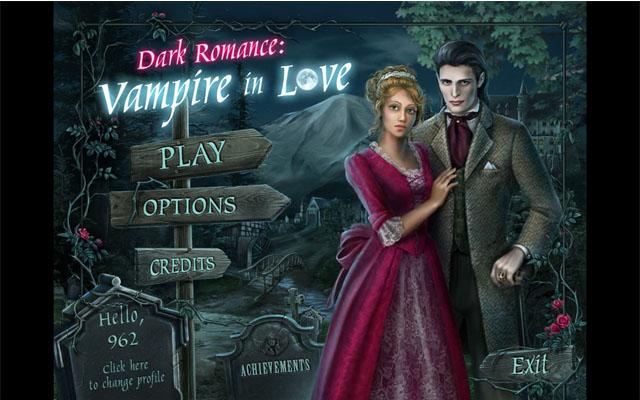 黑暗罗曼史:恋爱中的吸血鬼截图0