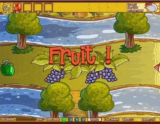 水果保卫战无敌版截图1